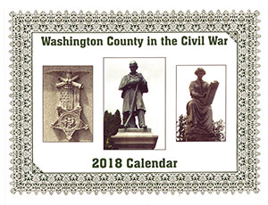 2018 Historical Calendar of Washington County NY